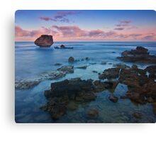 Sunrise at Point Peron, Western Australia Canvas Print