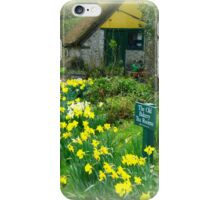 The Old Bakery at Branscombe iPhone Case/Skin