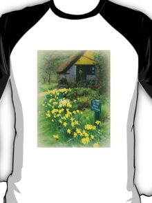 The Old Bakery at Branscombe T-Shirt