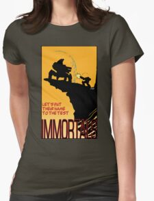 The Immortal Womens Fitted T-Shirt