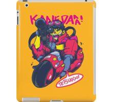 KANEDAAA! iPad Case/Skin