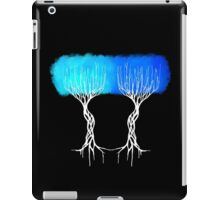 Blue Intersection iPad Case/Skin
