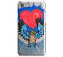 Hearty Bird iPhone Case/Skin
