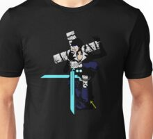 Anime Priests crossover, Anderson & Wolfwoff  Unisex T-Shirt