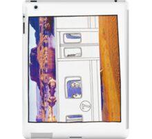 Desert Train iPad Case/Skin