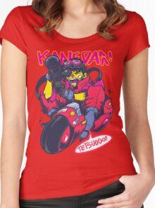 KANEDAAA! Women's Fitted Scoop T-Shirt