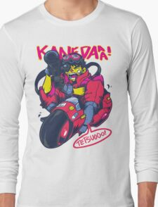 KANEDAAA! Long Sleeve T-Shirt
