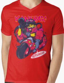 KANEDAAA! Mens V-Neck T-Shirt