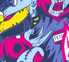 TETSUOOO! Sticker