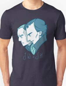 Duo of 221B Baker Street T-Shirt