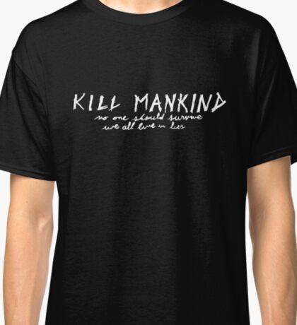Mankind  Classic T-Shirt