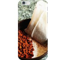 drugs of choice iPhone Case/Skin