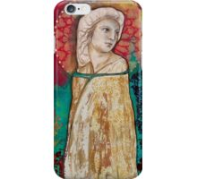 Tattered Saint iPhone Case/Skin