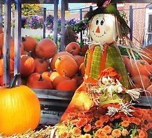 Pumpkin Season by Nadya Johnson