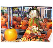 Pumpkin Season Poster