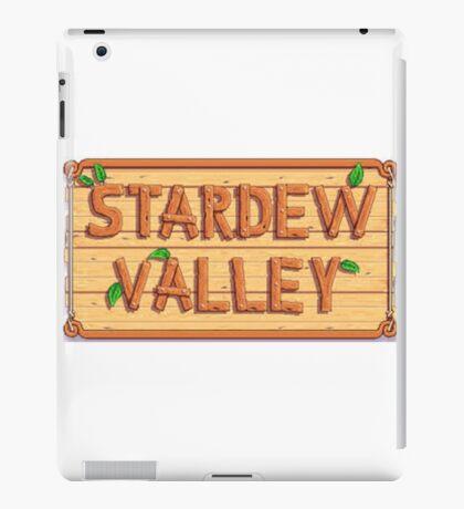 Stardew Valley iPad Case/Skin
