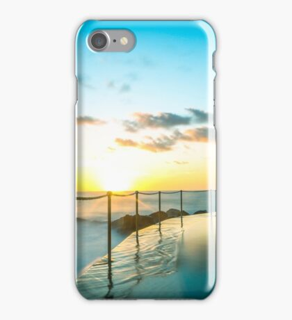 Bronte Baths iPhone Case/Skin