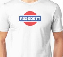 RB26DETT Engine Unisex T-Shirt