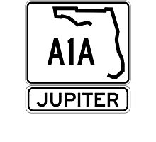 A1A - Jupiter Photographic Print