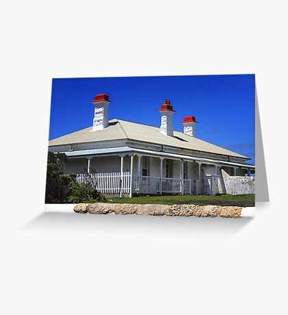 The keepers house Greeting Card