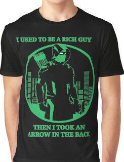 An arrow in the Arrow Graphic T-Shirt