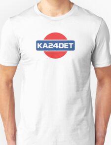 Nissan KA24DET Engine T-Shirt