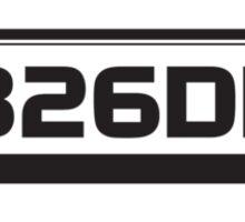 RB26DET Nissan Engine Sticker
