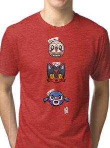 Alola starters  Tri-blend T-Shirt