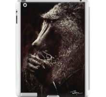 Uganda: Thinker iPad Case/Skin