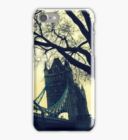 London Bridge iPhone Case/Skin