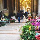 Florence Flower Market by Emily Jane Dixon