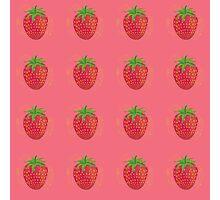 Sweet Strawberries! Photographic Print