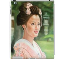 Japanese Bride iPad Case/Skin