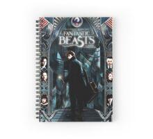 FANTASTIC BEASTS Spiral Notebook
