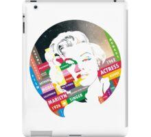 Marilyn Monroe Life iPad Case/Skin