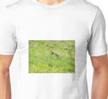 Hunting Fox Unisex T-Shirt