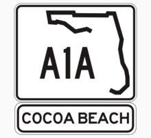 A1A - Cocoa Beach by IntWanderer