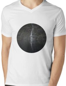 Waterfall (The Unknown) Mens V-Neck T-Shirt