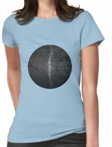 Waterfall (The Unknown) Womens Fitted T-Shirt