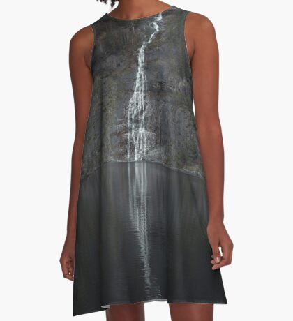 Waterfall (The Unknown) A-Line Dress