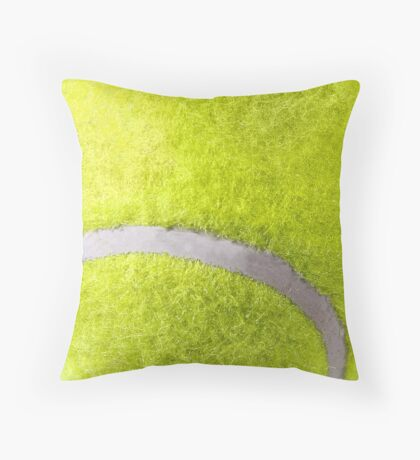 MAN CAVE THROW PILLOW SERIES  - TENNIS BALL Throw Pillow