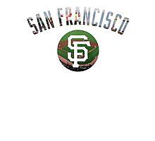 San Francisco Giants Stadium Color Photographic Print