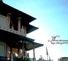 Jaya Manggala Temple by JuwendiTan