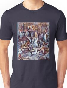 Crystal Palace Dinosaurs Unisex T-Shirt