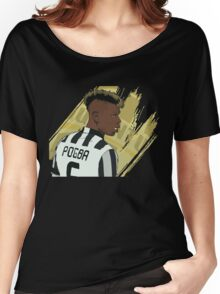 POGBA 6 Women's Relaxed Fit T-Shirt