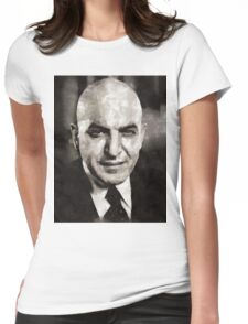 Telly Savalas, Actor - Kojak Womens Fitted T-Shirt