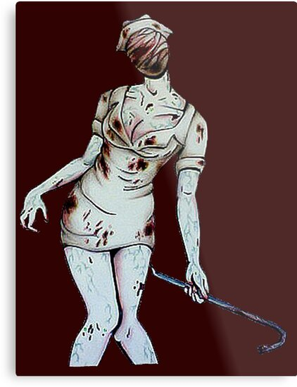 Silent Hill Nurse by Samantha Little