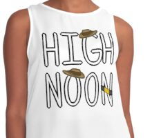 High Noon  Contrast Tank