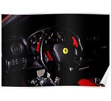 Ferrari 360 Spider Poster