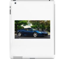 Ferrari 360 Coupe  iPad Case/Skin
